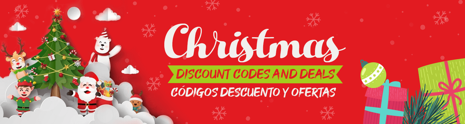 Christmas Discount Codes & Offers